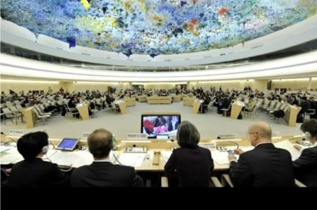 Human Rights Council, UN, 30 April 2013. (CUBADEBATE)