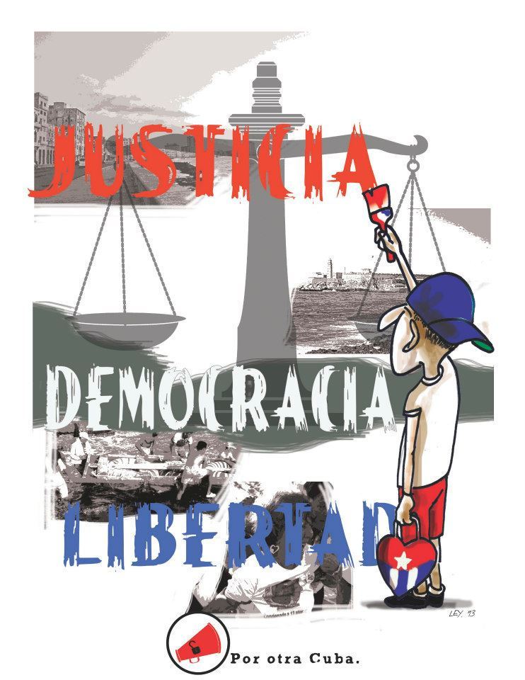 Justice, Democracy, Freedom