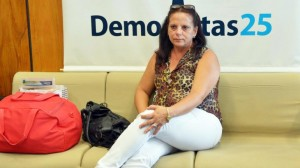 Dr. Ramona Matos asked the Brazilian opposition party for protection.