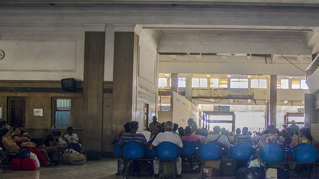 Central Station, Havana. (14ymedio)