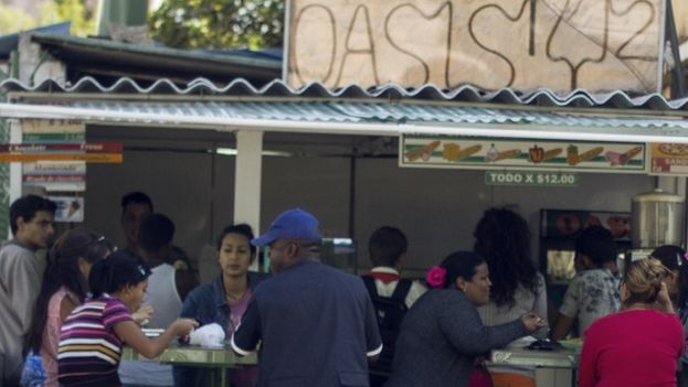Fast food restaurant in Havana (14ymedio)