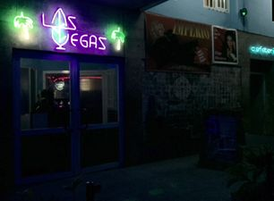 "Las Vegas Cabaret, one of the places where tourists ""brand"" pingueros, jineteras, and more. (14ymedio)"