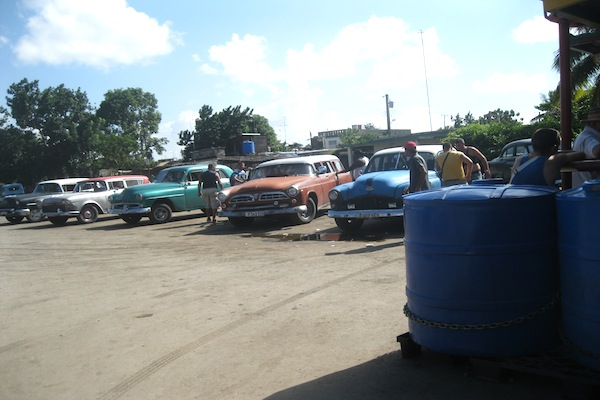 Fleet of private transport vehicles