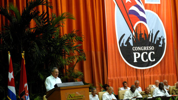Sixth Congress of the Cuban Communist Party