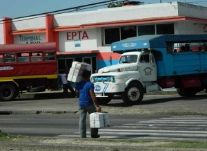 Alternative transportation in Lido, Marianao