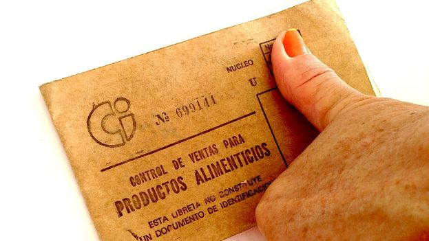 The ration book (14ymedio)
