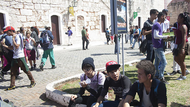 The projected number of young Cubans in 2015 seems to have been mistaken. (14ymedio)