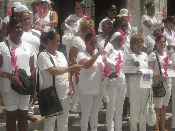 The most arrests took place on Sunday in Havana, Cienfuegos and Santiago de Cuba