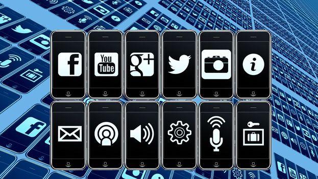 Mobile app icons (CC)
