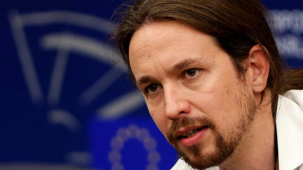 Pablo Iglesias, Secretary-General and founder of the Spanish Podemos party and Member of the European Parliament. (Facebook)