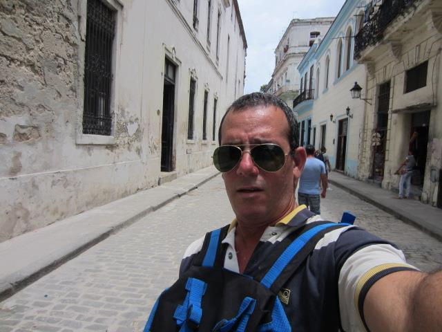 Lazaro Yuri Valle Roca in Havana