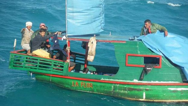 Who will compensate the thousands of Cuban boat people who lost their lives in the Florida Straits? (Mexico, Department of the Navy)
