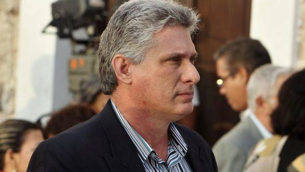 Miguel Diaz-Canel, First Vice President of Cuba's Council of State (Facebook)