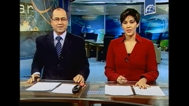 Cuban TV prime time news