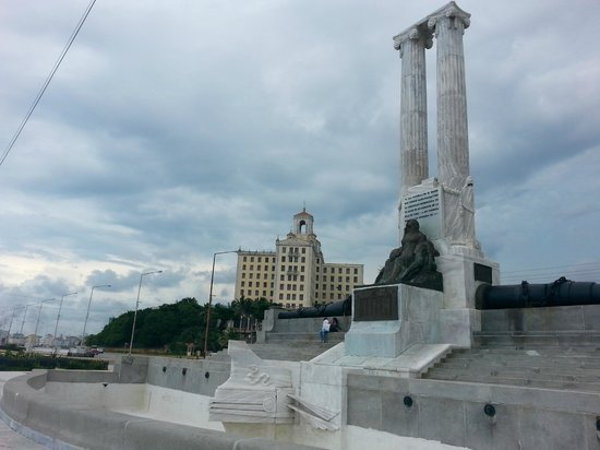 Monument to the Maine in Havana today