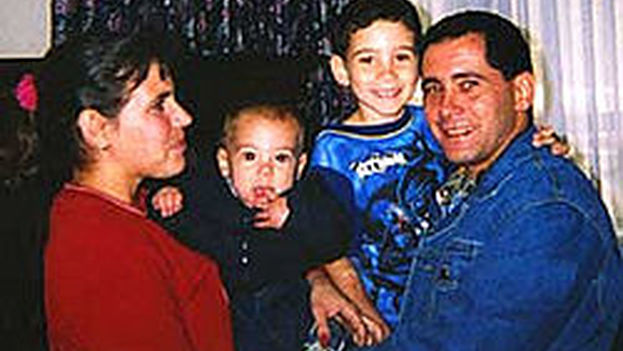 14 -- Elián González reunited with his father and family members at Andrews military base. (CC)