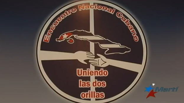 Poster for National Cuban Conference in San Juan, Puerto Rico (MartiNoticias)