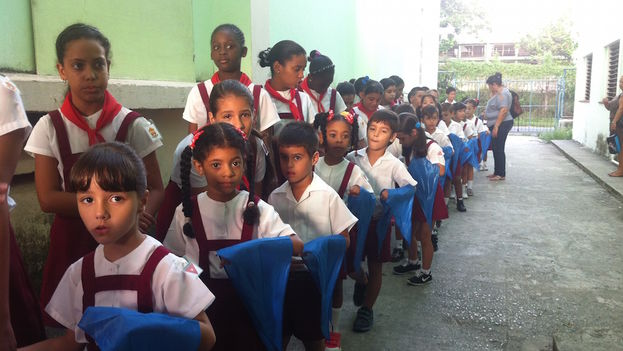 School Uniforms (Luz Escobar)