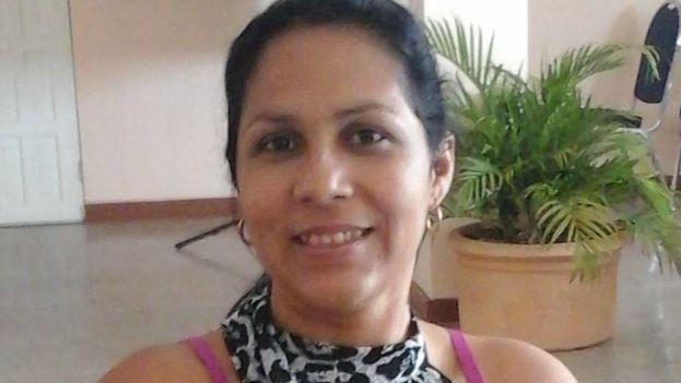UNPACU activist Yusmila Reyna. (Facebook)