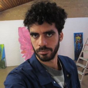 Graffiti artist El Sexto (Danilo Malodonado) (VOICE PROJECT)