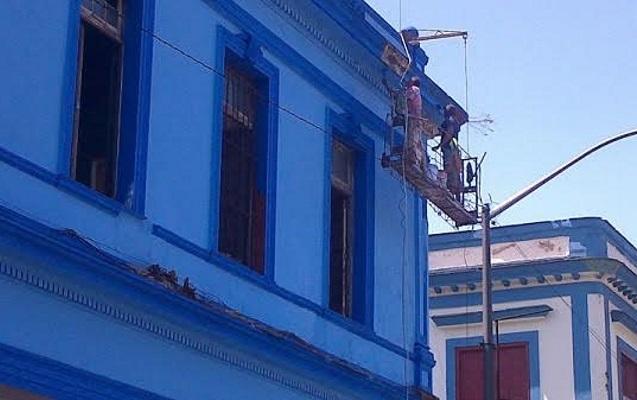 Carlos III and Subirana, Centro Habana (author's photograph)