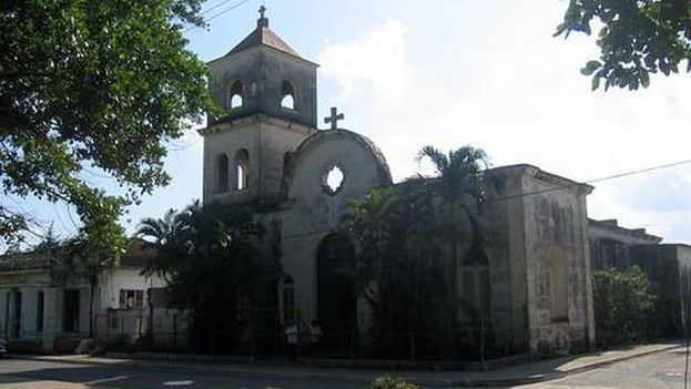 Parish of Our Lady of Candelaria in the Candelaria municipality of Artemisa (Photo CC)