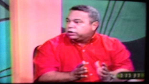 The general secretary of the Workers' Central Union of Cuba, Ulises Guillarte on the program 'Good Morning'.