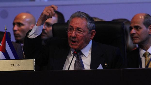 Cuban President Raul Castro. (Flickr / Summit of the Americas)