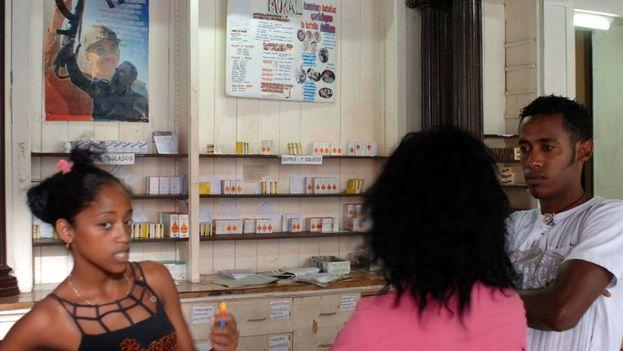 Pharmacy in Havana (EFE)