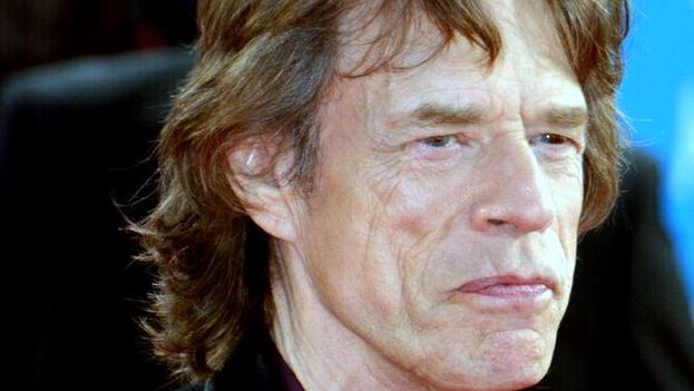 Mick Jagger in Deauville in 2014. (Georges Biard / Wikimedia Commons)