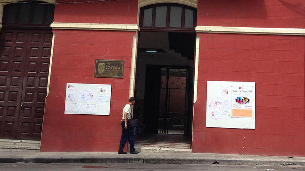 The Loyola Center in the neighborhood of El Sitios, in the heart of Central Havana. (14ymedio)