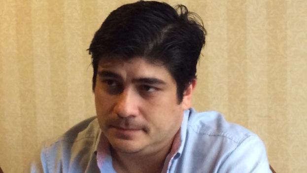 Carlos Alvarado Quesada, Minister of Human Development and Social Inclusion of Costa Rica (14ymedio)