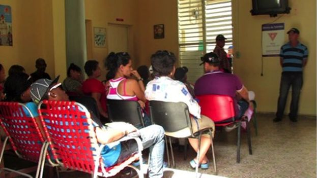 Identity card office in Camagüey. (14ymedio)