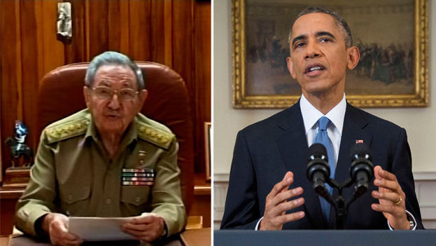 Raul Castro and Barrack Obama announced on December 17, 2014 the normalization of relations between Cuba and the US