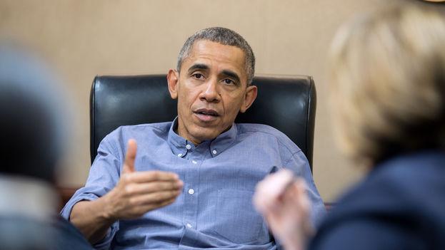 The US president, Barack Obama. (White House)