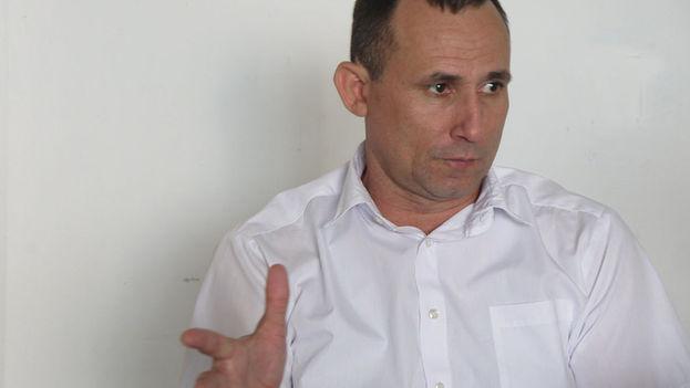 Jose Daniel Ferrer, executive secretary of UNPACU.