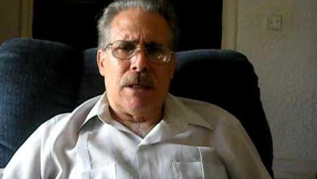 Cuban activist Ricardo Bofill. (Youtube)