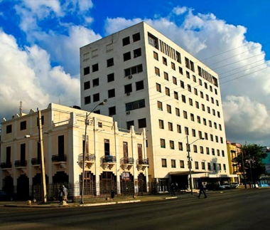 Cuban Film Institute (ICAIC) headquarters. (CUBARTE)