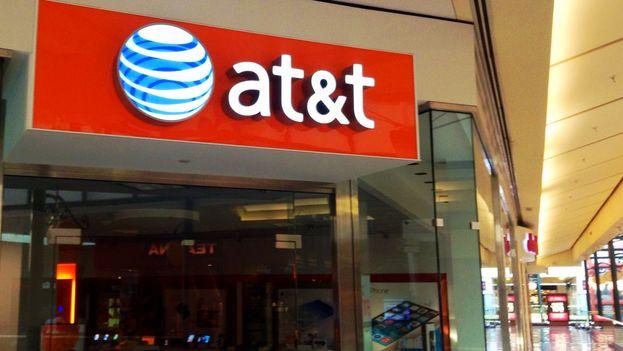 US telecommunications company AT & T. (Flickr)