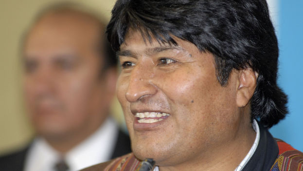 Evo Morales, president of Bolivia. (Flickr)