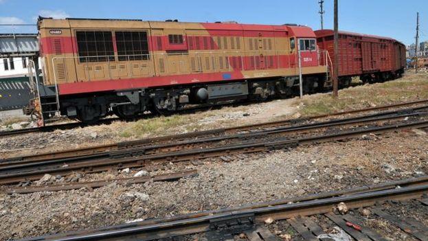 Railroad in Cuba. (EFE)
