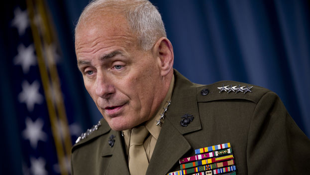 John Kelly, head of the US Southern Command
