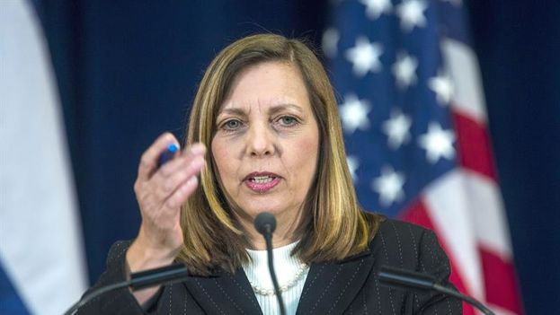 Josefina Vidal Ferreiro, Cuban Foreign Ministry director general for the United States