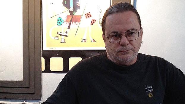 Cuban filmmaker Eduardo del Llano. (14ymedio)