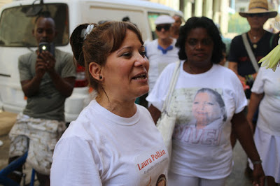 Laura Labrada Pollán, Laura Pollán's daughter