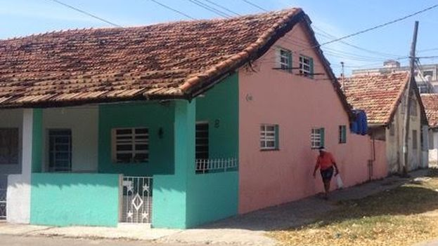Kohly cottage in Havana. (14ymedio)
