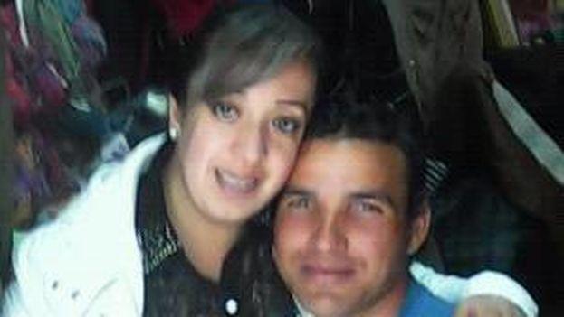 Fernando Collazo and Tania Chacon. (Facebook)