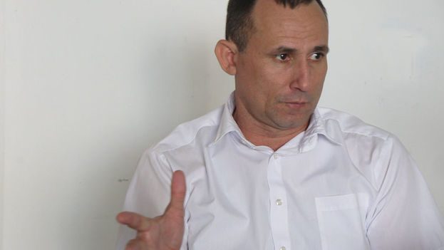 Jose Daniel Ferrer, leader of the Patriotic Union of Cuba. (14ymedio)