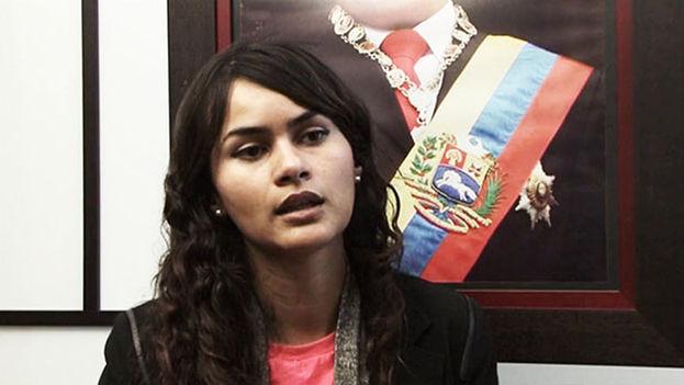 Lorena Freitez, Venezuela's new Minister of Urban Agriculture