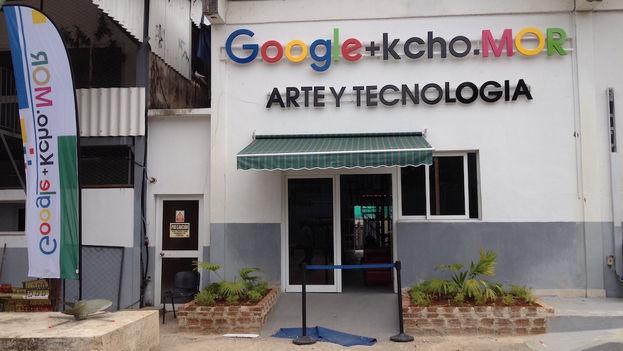 Google's Organic Romerillo Museum in Havana (Luz Escobar/14ymedio)